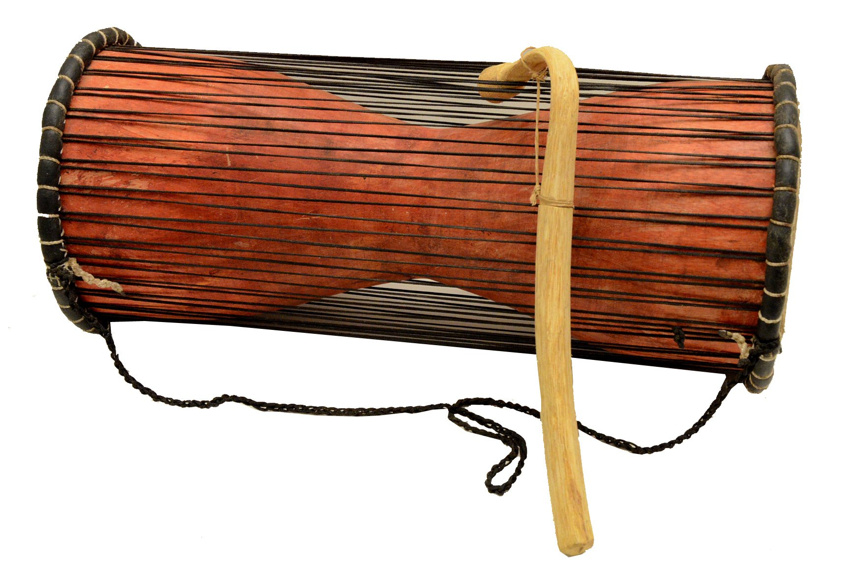African Talking Drum by African Heritage Collection