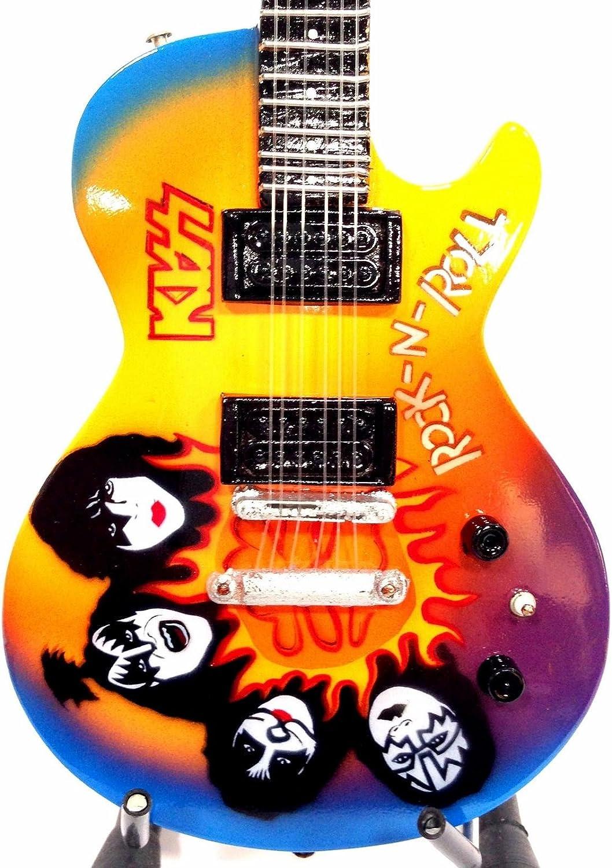 Kiss Rock and Roll Past Midnight Tribute - Réplica de guitarra en ...