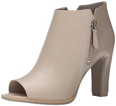 78c585df2 Amazon.com | Kenneth Cole New York Women's Brody Boot, Bone Combo ...