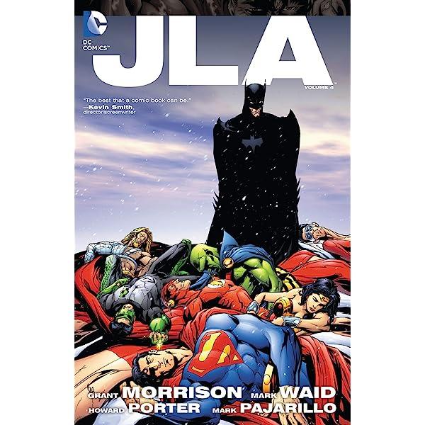 1997-2006 JLA #102