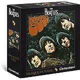 Clementoni - 21300.9 - Puzzle - Beatles - Rubber Soul -  289 Pièces