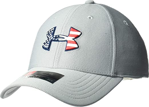 05564eb9752 Image Unavailable. Image not available for. Color  Under Armour Men s UA Freedom  Blitzing Cap ...