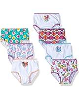 Dreamworks Toddler Girls' Trolls 7 Pack Underwear