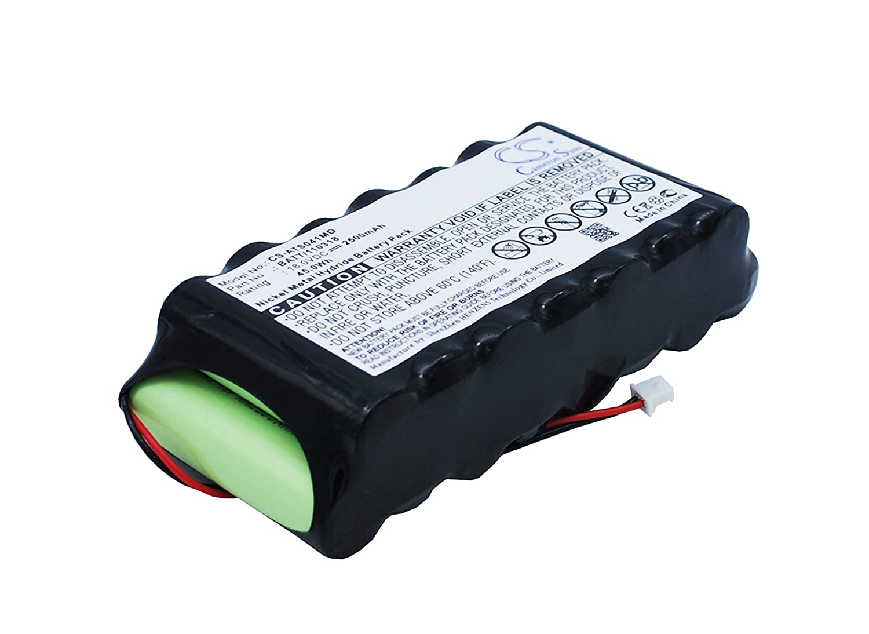 Cameron Sino 2500 mAh / 45.0 WHバッテリーと互換性AtmosポンプWound s041   B01M8HDRTX