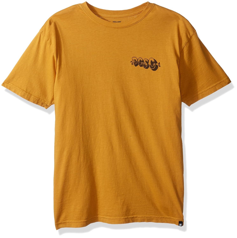 DC DC DC Männer La Fuerte T-Shirt, Small, Amber Gold bfeb51