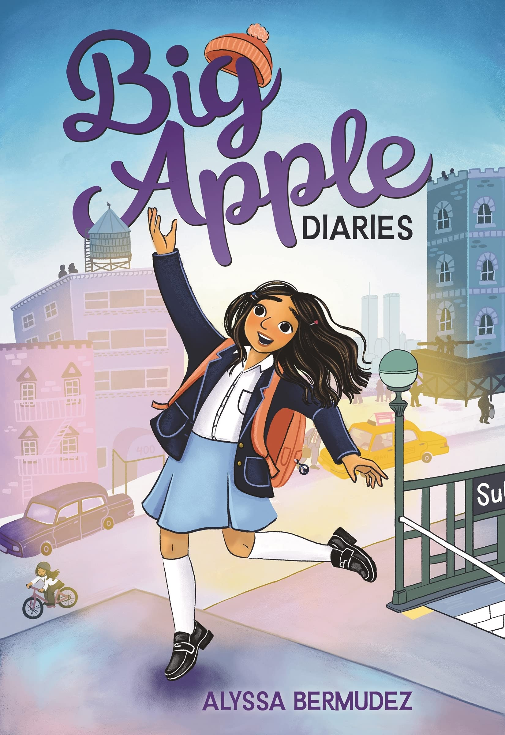 Amazon.com: Big Apple Diaries: 9781250774279: Bermudez, Alyssa, Bermudez,  Alyssa: Books
