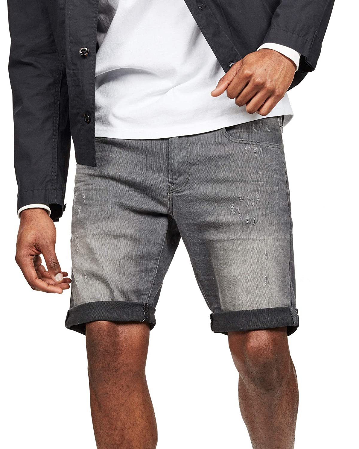 Shorts Pantaloncini Uomo G-Star Raw 3301 Slim