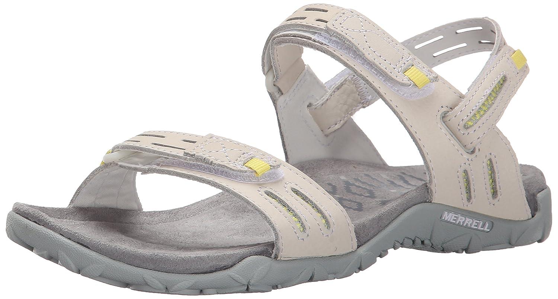 Merrell Women's Terran Strap II Sandal B00YDITOSY 5 B(M) US|White