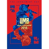 ULTIMATE MC BATTLE GRAND CHAMPIONSHIP 2016 [DVD]