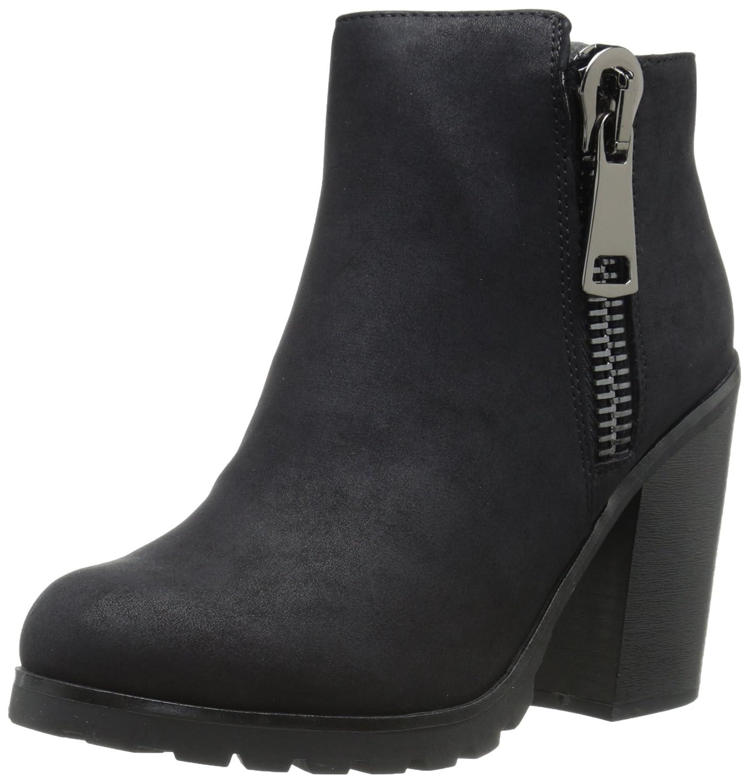 33693cf2cfe22 Soda Women's Daily-S Boot, Black Nubuck Polyurethane, 5.5 M US: Buy ...
