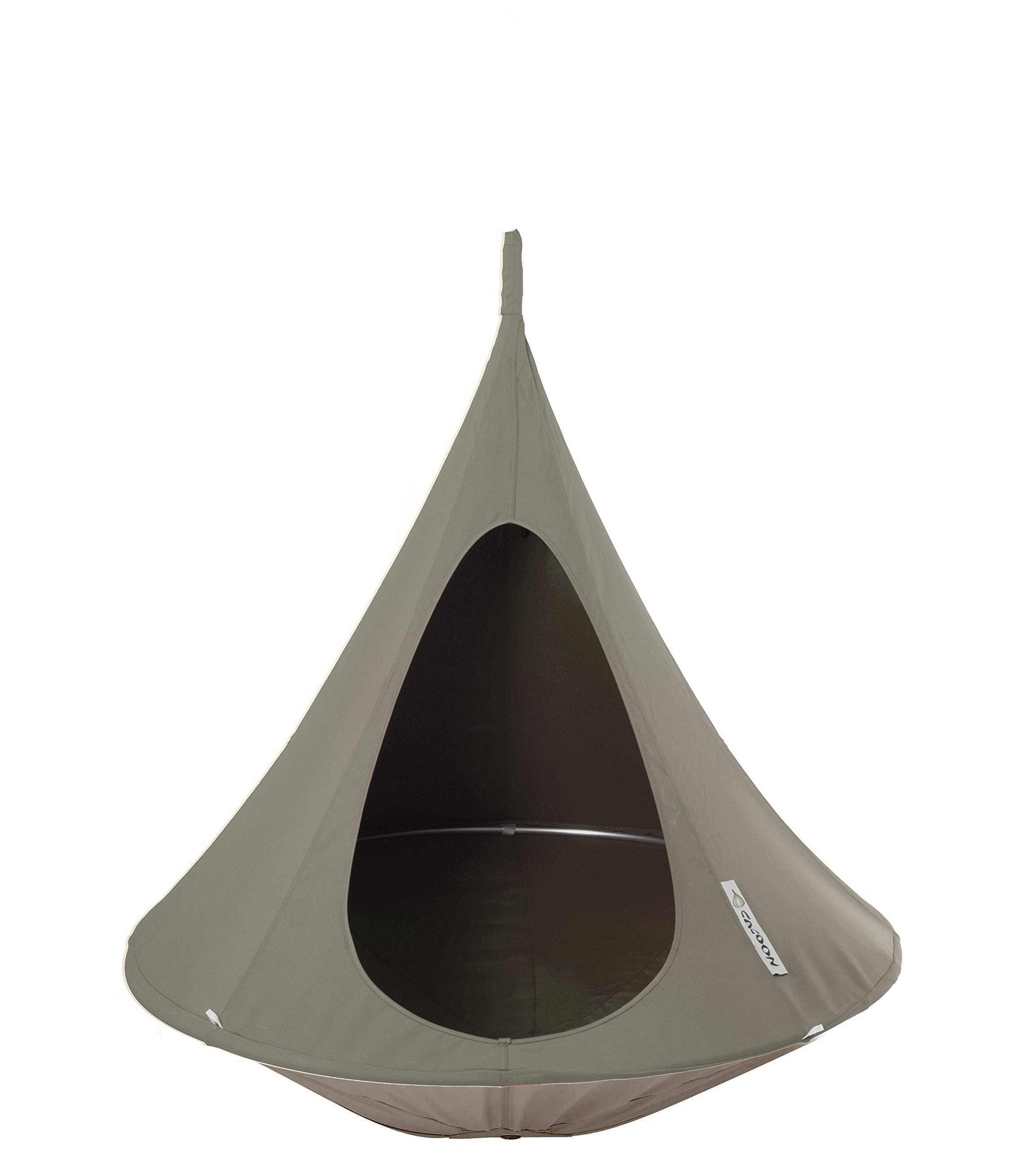 Vivere Bonsai Cacoon, Taupe by Vivere