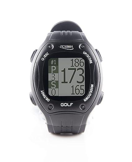 0c1e2bd7d3b4 Posma GT1 Reloj de Entrenamiento de Golf con GPS y telémetro