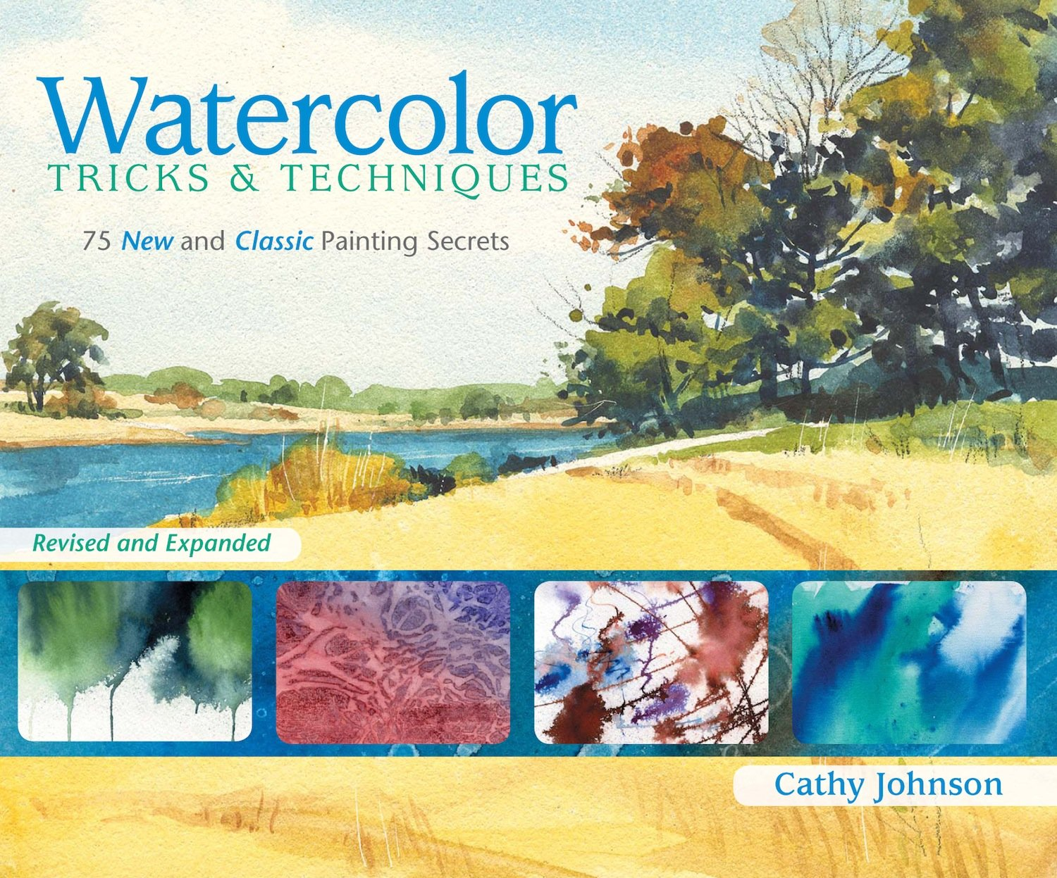 Download Watercolor Tricks & Techniques: 75 New and Classic Painting Secrets pdf