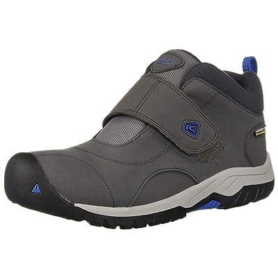 KEEN Kootenay II WP Hiking Boot, Magnet/Baleine Blue, 6 M US | Boots