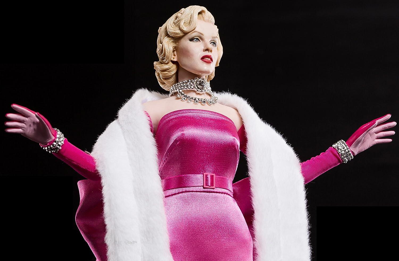 LORELEI LEE PINK DRESS VERSION 1//6 Action Figure 12″ STAR ACE MARILYN MONROE