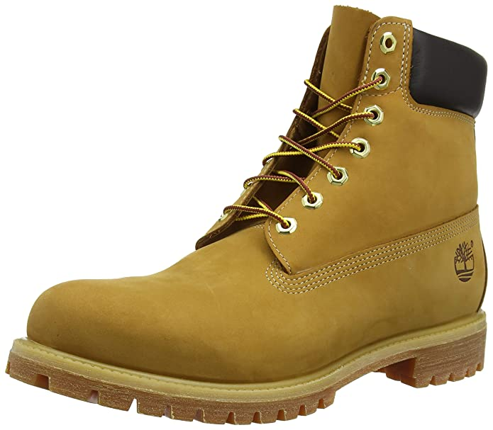 486afff798a Timberland Men's 6-Inch Premium Waterproof Boot