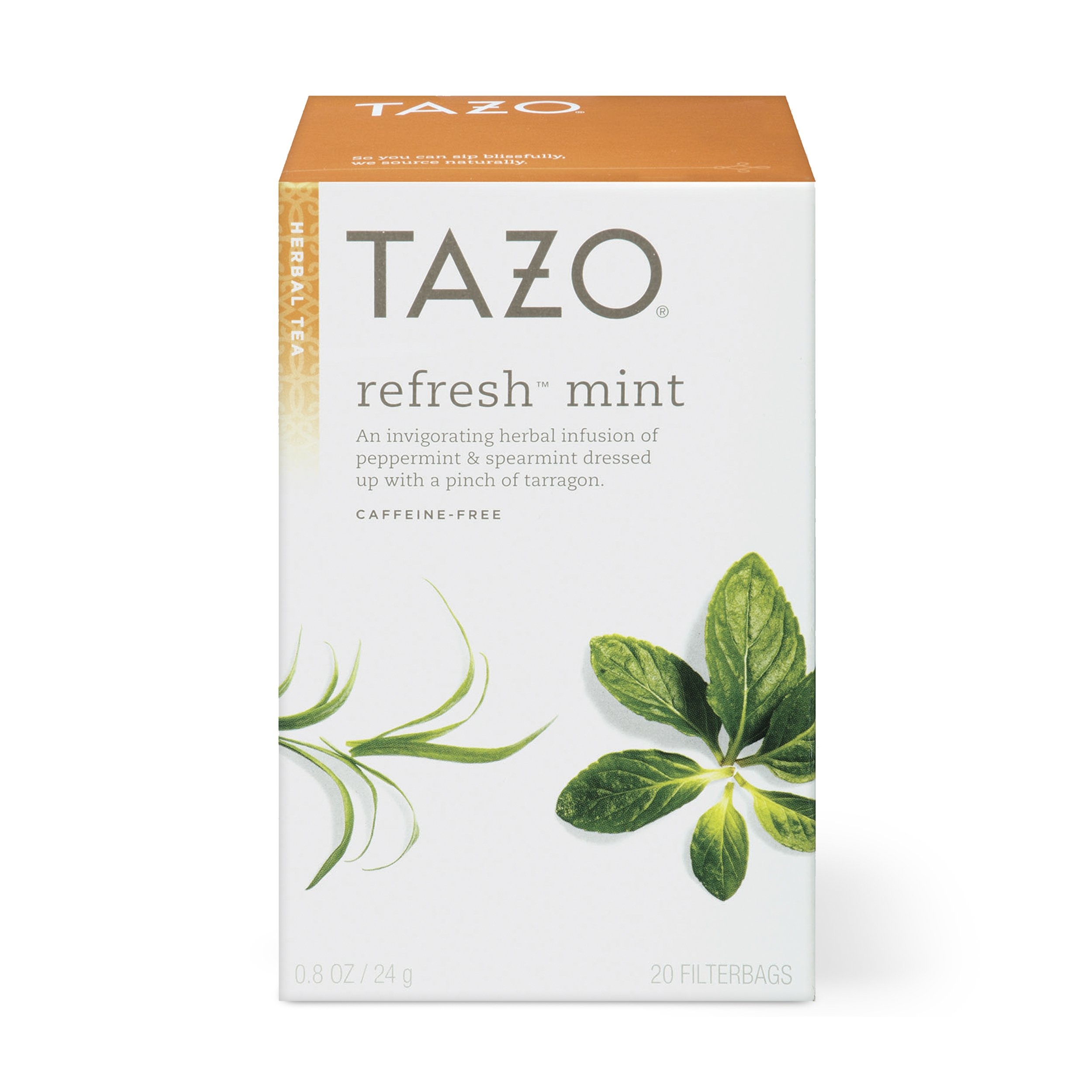 Amazon decaf lotus blossom green fb 20ct6 20 per case on tazo refresh mint herbal tea filterbags 20 count pack of 6 izmirmasajfo