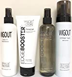 ULTRA SET Style Factor FITTING GEL FITTING SPRAY FOAM WIGOUT LEAVE IN CONDITIONER SET