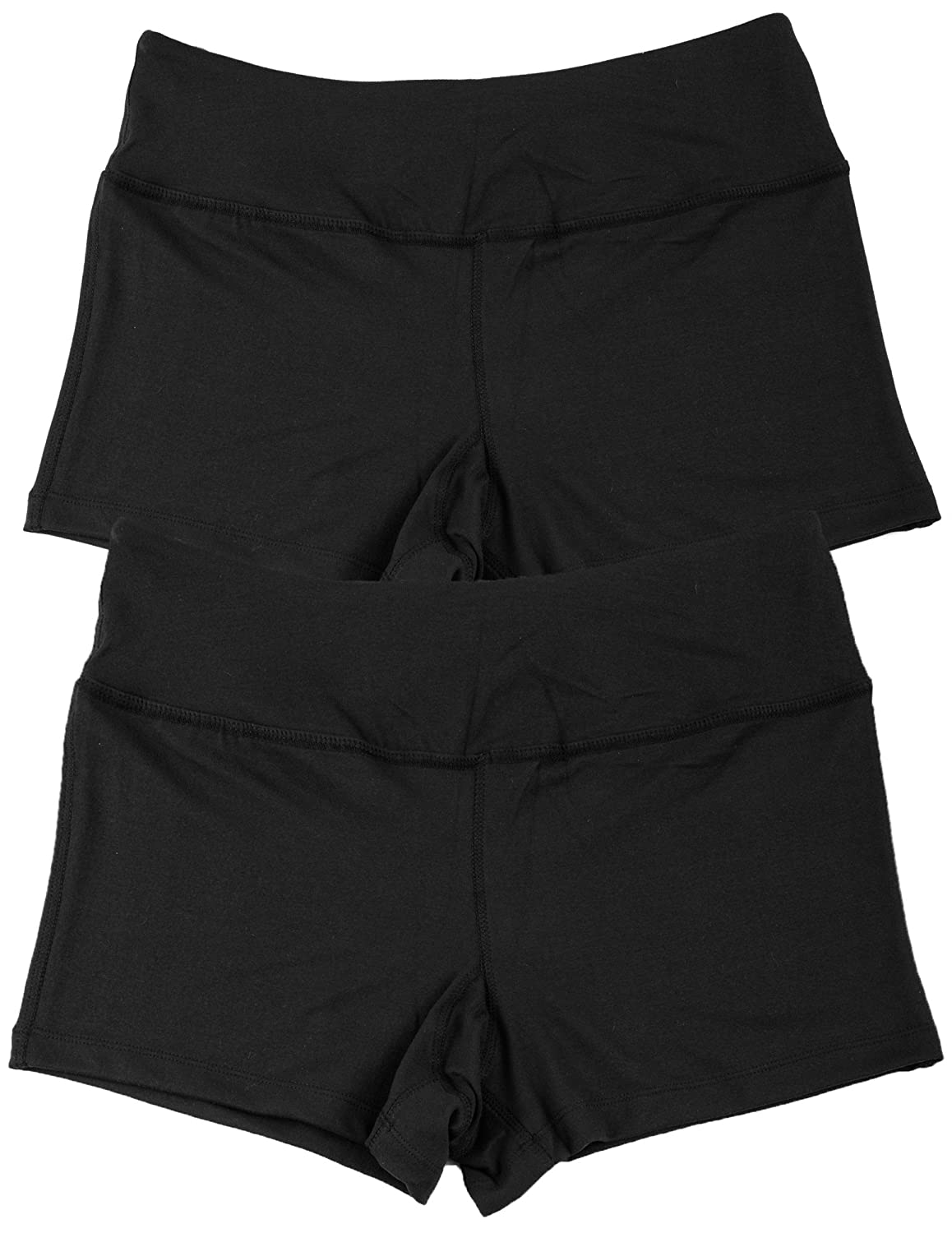 Mens Active Gym Shorts for Hot Yoga Fitness with 3.25 Inseam