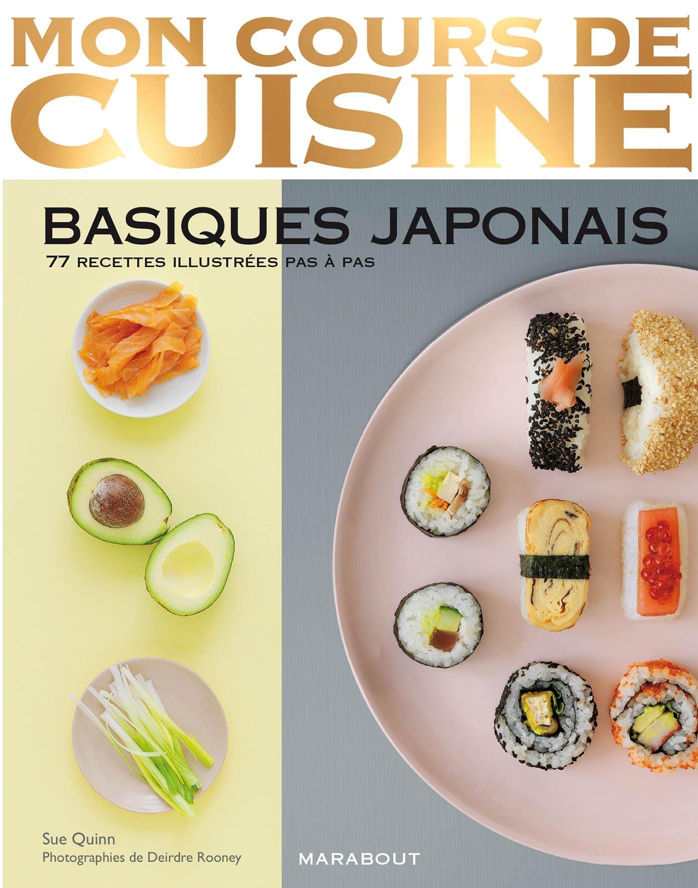 Basiques Japonais 77 Recettes Illustrees Pas A Pas Amazon