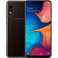 Samsung Galaxy A20 Dual SIM 32GB 3GB RAM 4G LTE - Black