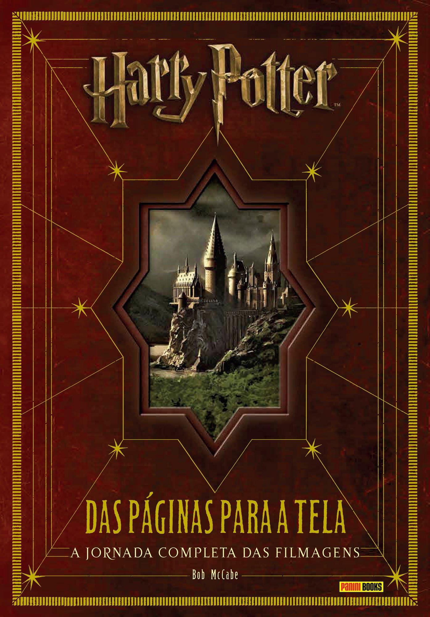 Resultado de imagem para capa do livro harry potter das páginas para a tela