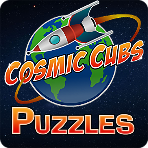 Cosmic Cubs Puzzles