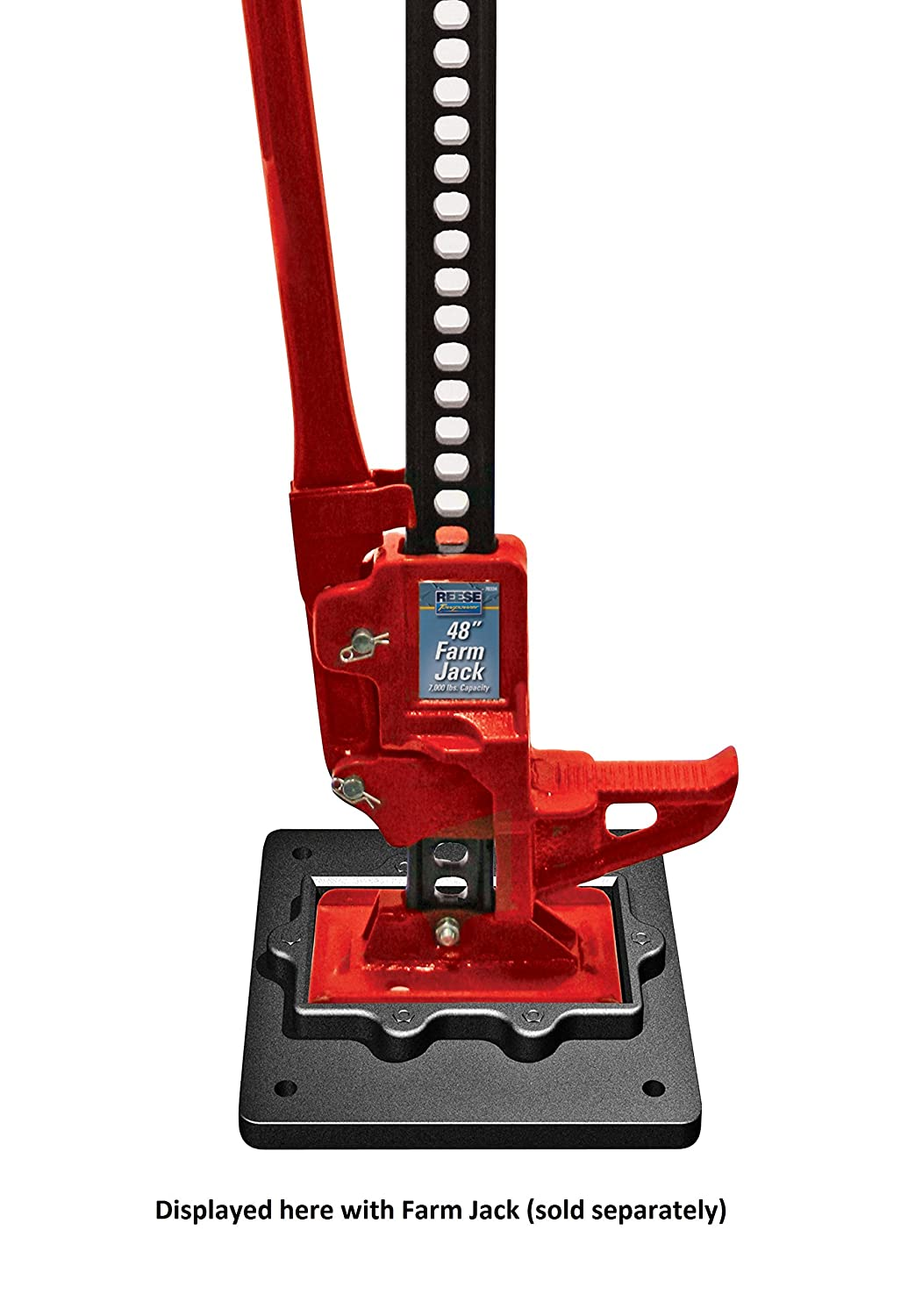 Reese Towpower 7048400 Farm Jack Foot Plate