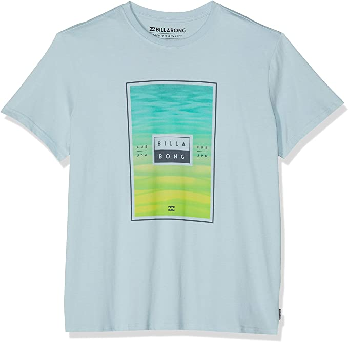 BILLABONG Tucked tee SS Camiseta para Hombre: Amazon.es: Deportes ...