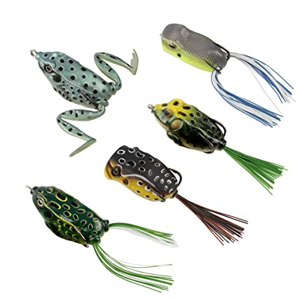 The 8 best fishing lures for bass in spring