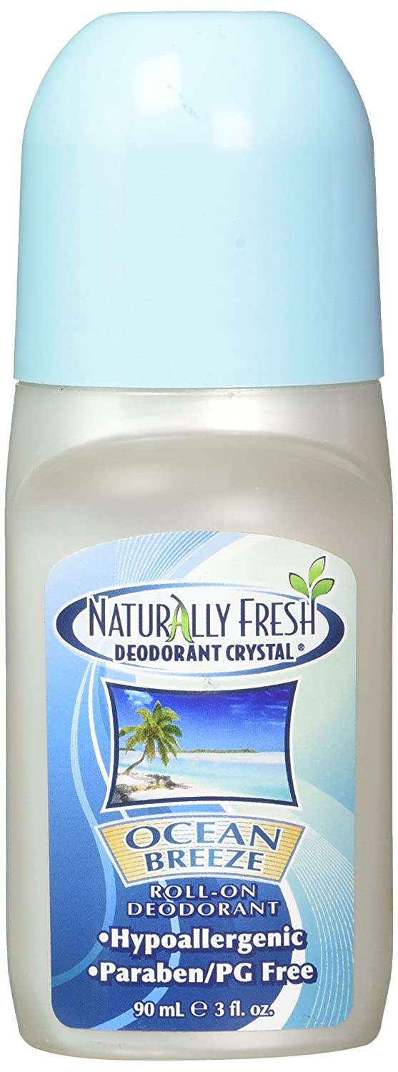 Naturally Fresh, Deodorant Ocean Breeze, 3 Fl Oz