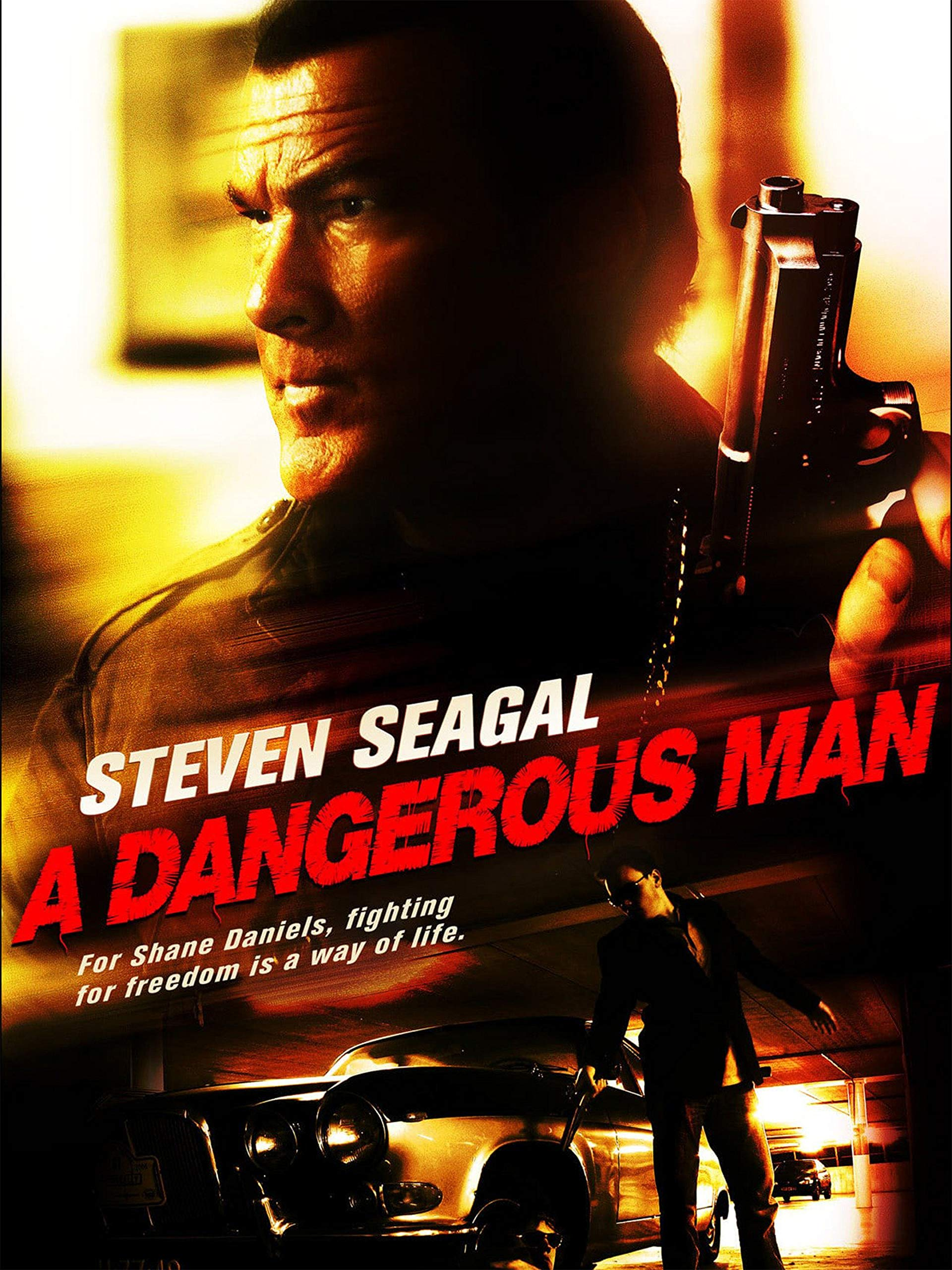 A Dangerous Man on Amazon Prime Video UK
