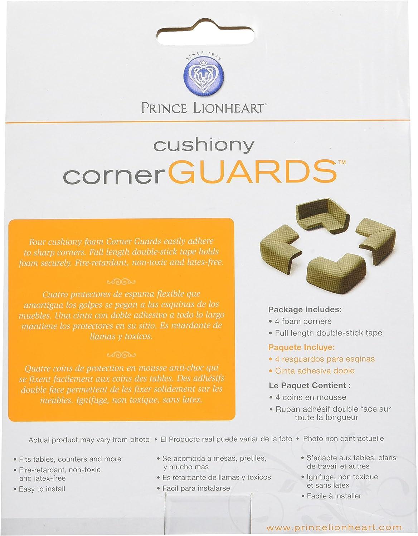 Prince Lionheart - Salva esquinas Corner Edge Guards: Amazon.es: Bebé