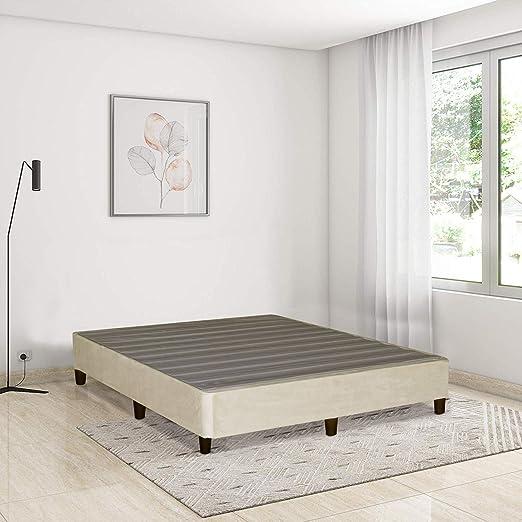 Amazon Com Mayton 13 Inch Platform Bed For Mattress Eliminate