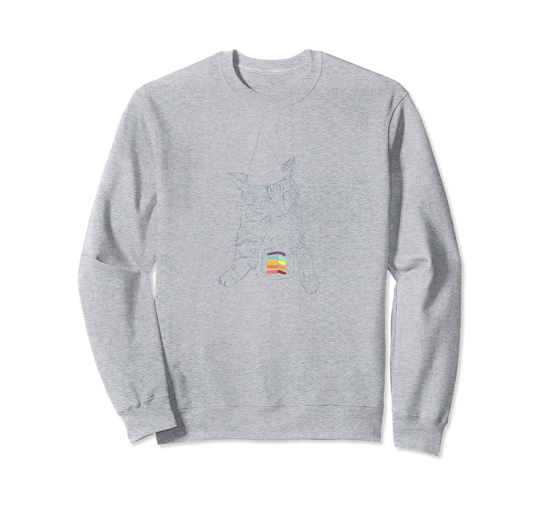 Shane Dawson Birthday Cat Sweatshirt-alottee gift