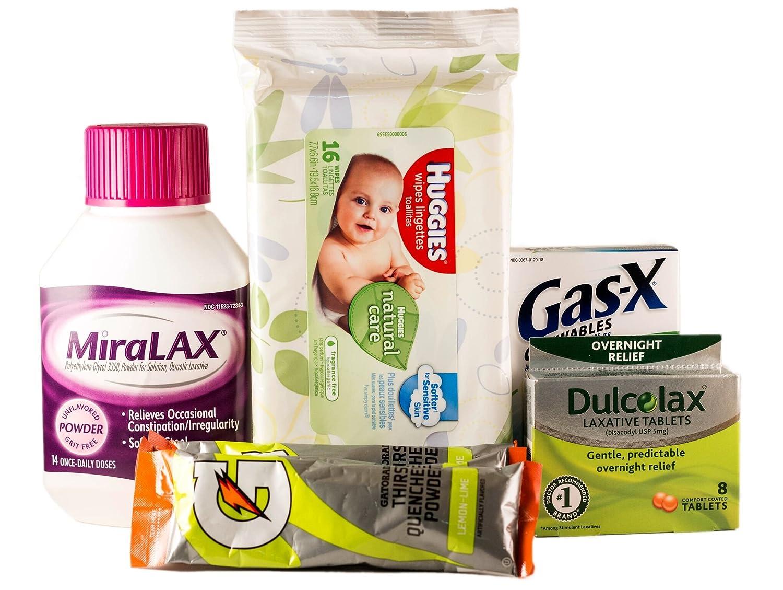 Amazon.com: Colon Kit - Miralax + Dulcolax Colonoscopy Prep Kit: Health & Personal Care