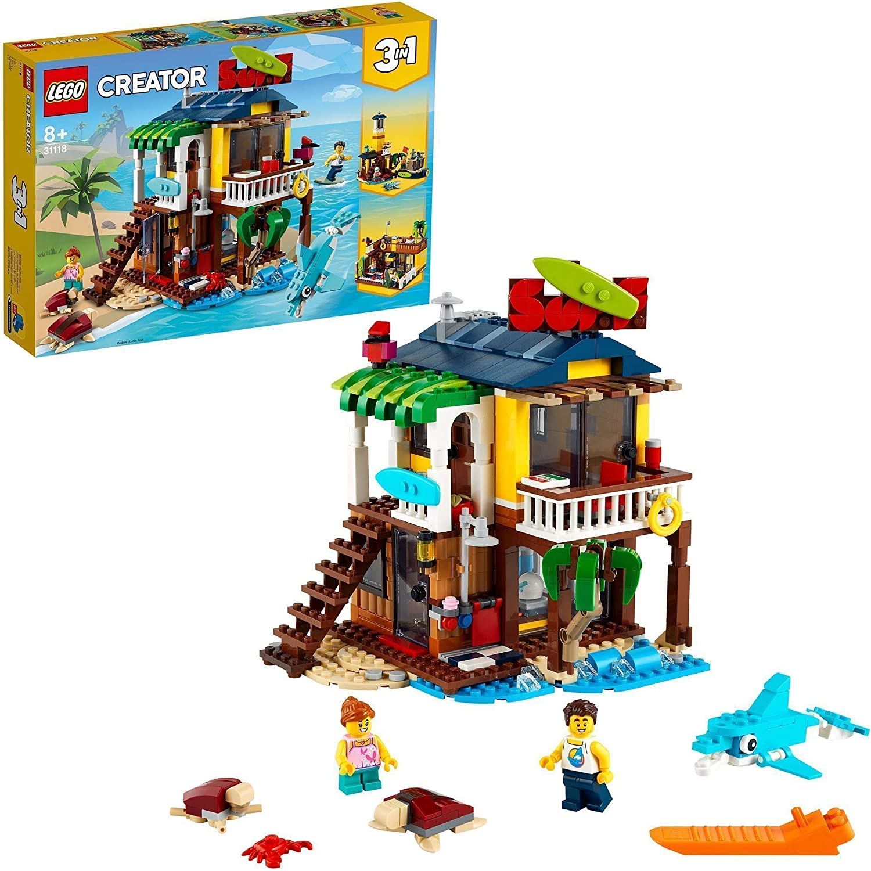 レゴ(LEGO) クリエイター サーファービーチハウス 31118