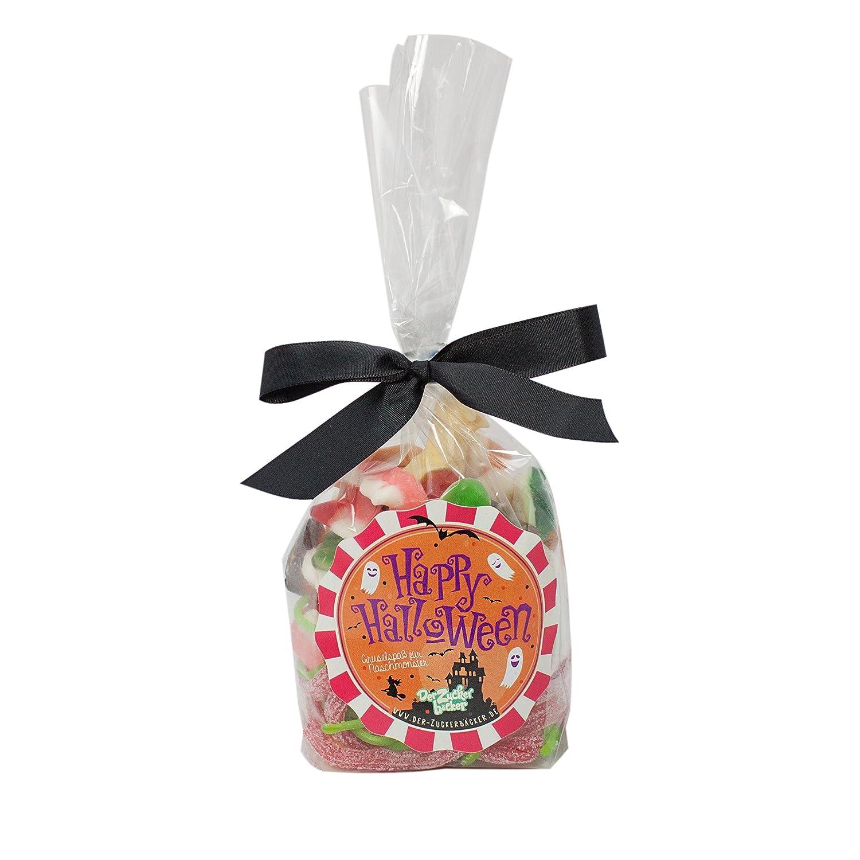 Halloween Süßigkeiten-Tüte, gruseliger Süßigkeiten-Mix in einer 230 ...
