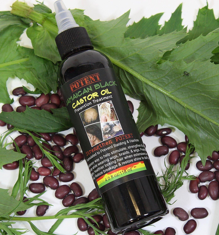 Fortalecer negro de Jamaica negro Castor Oil: Amazon.es: Salud y cuidado personal