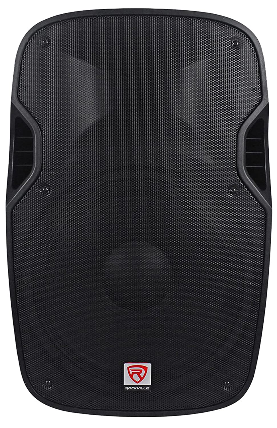 Rockville SPGN158 15-Inch Passive 1600W DJ PA Speaker Abs Lightweight Cabinet 8 Ohm Audiosavings