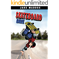 Skateboard Save (Jake Maddox Sports Stories)