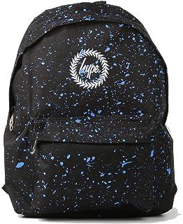 d25268f6df Hype Drawstring Bag - Drawstring Blue Splats  Amazon.co.uk  Luggage
