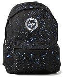 Hype Backpack Bags Rucksack - Ideal School Bag - Black Blue Speckle