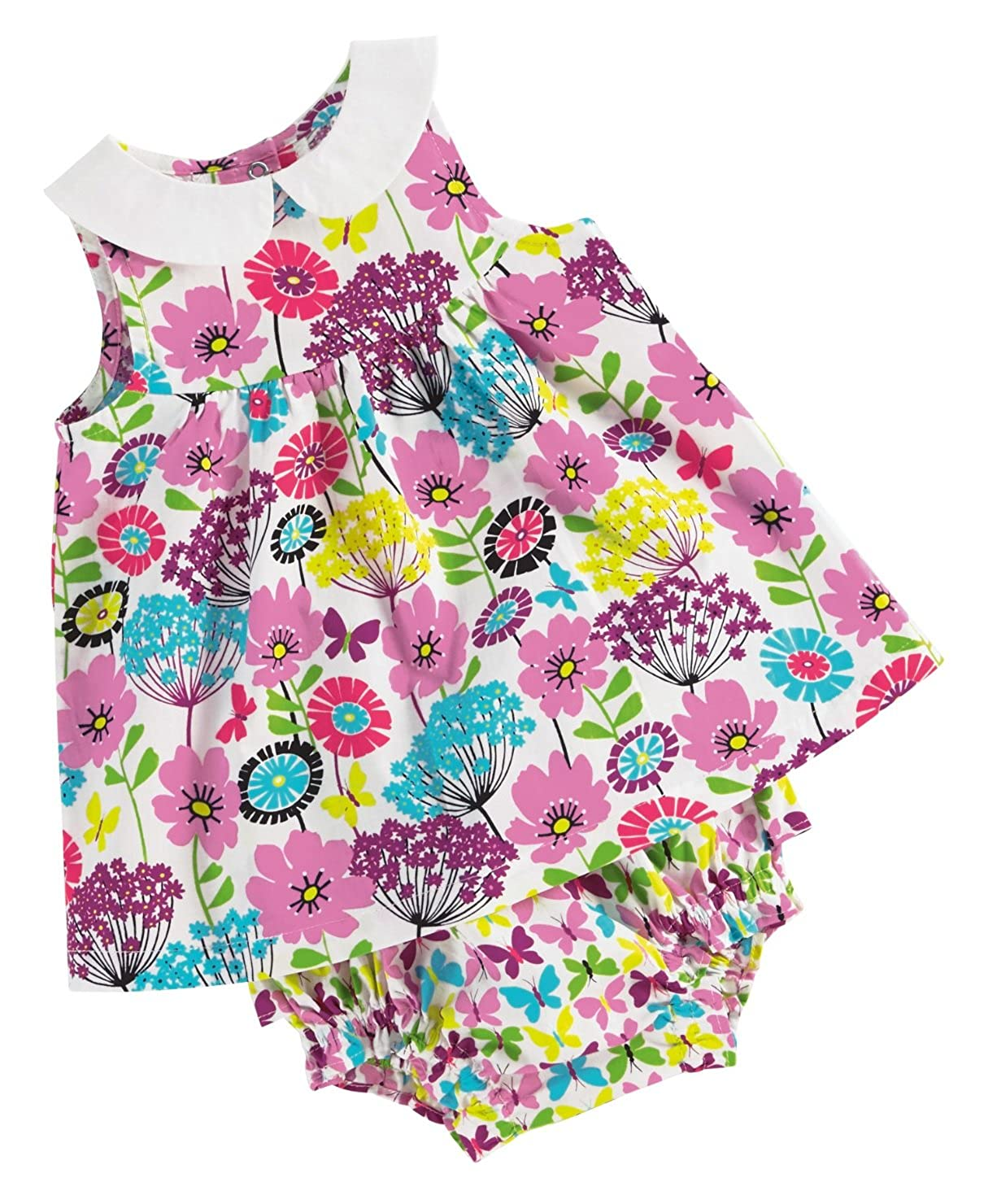 Vera Bradley Dress and Bloomers in Flutterby 13609-158