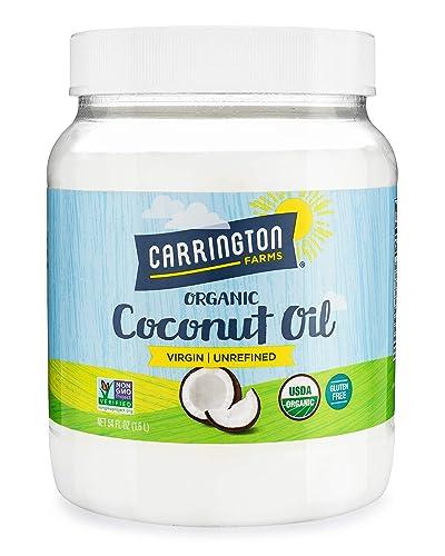 Carrington Farms Organic Virgin Coconut Oil