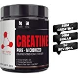 Mypro Sport Nutrition Micronized Creatine-Promote Rapid Recovery-Increase Strength-Reduce Fatigue-Lean Muscle Building-100% Pure Creatine-Supports Muscle Growth-Unflavored-50 Serving (250 Gm)