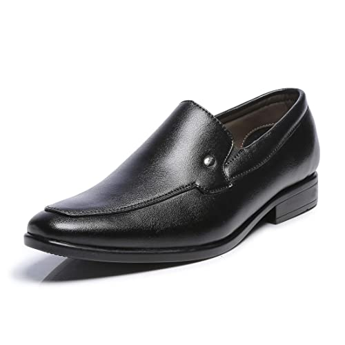 9fbeb79655b Action Dotcom Men s Synthetic Leather Loafers and Formal Shoes  Buy ...