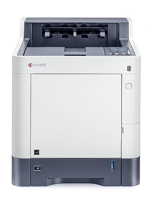 Kyocera Ecosys P6235cdn Impresora láser a Color | 35 páginas ...