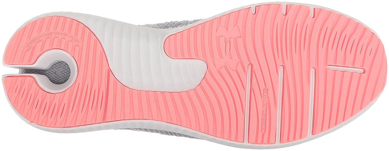 Under Armour Women's Threadborne Blur Running Shoe B071HN4BK3 8.5 M US|Steel (101)/Elemental