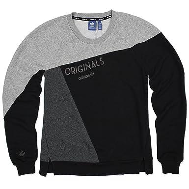 adidas Originals Block Crew Sweatshirt AY9277 | ASOS